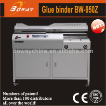Boway 950 A4 Automatic perfect book glue perfect binding machine price