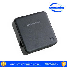 Captive port function best 4g lte wifi router with power bank