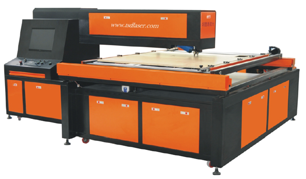 CO2 laser cutting equipment cutting machine machinery for carton design,packaging,printing die making industries