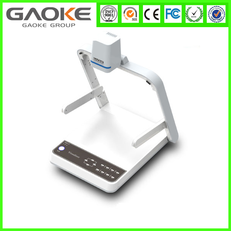 Manufacturer classic Document Camera and A3 A4 size Visual Presenter with 1.3 Mega Pixels USB VGA HDMI Output visualizer