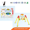 Multifunctional Infant Cartoon Baby Fitness Frame Baby Walking Training With Rattle Teethers
