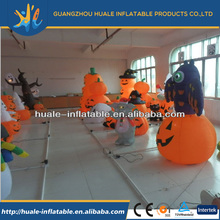 Special halloween inflatable pumpkin for advertising /cheap high quality halloween inflatable decoration