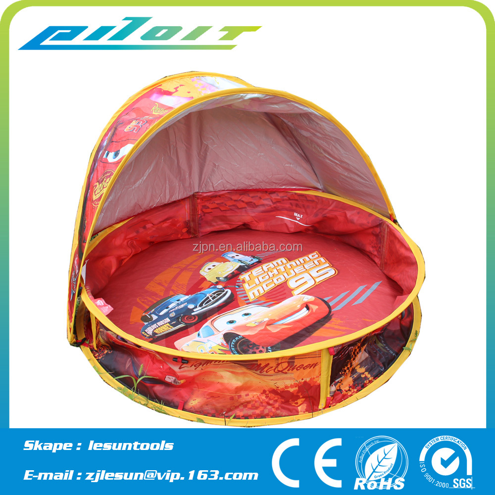 High quality children camping tent/play tent house/outdoor baby bed