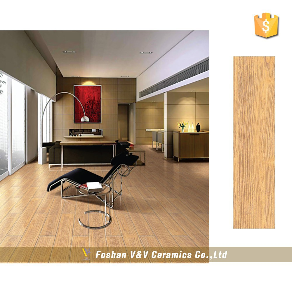 China Price Wooden Frame Ceramic Floor Tiles,Wooden Grain Ceramic Tile