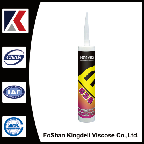 Acetoxy Universal General Purpose Silicone Sealant