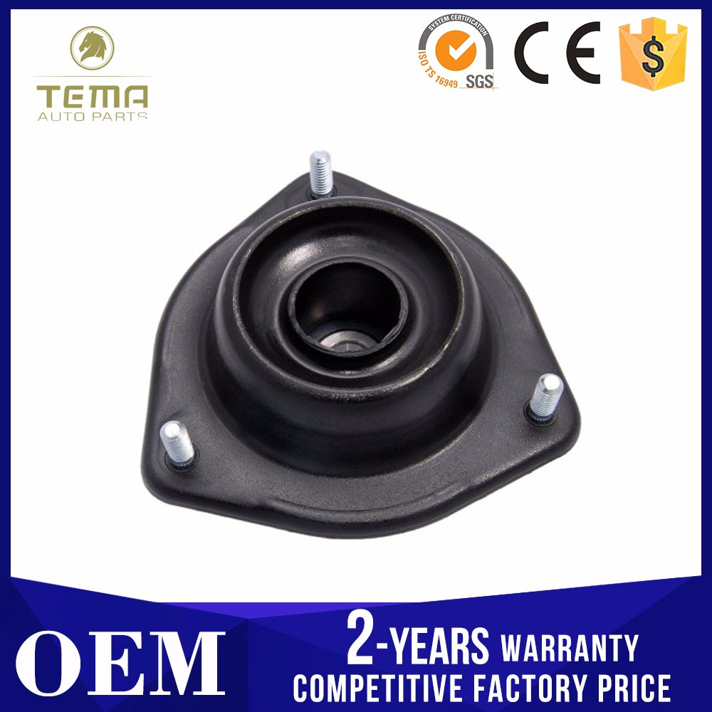 Wholesale Product Suspension Rubber Front Shock Absorber Support for hyundai car parts,strut mount supplier for hyundai