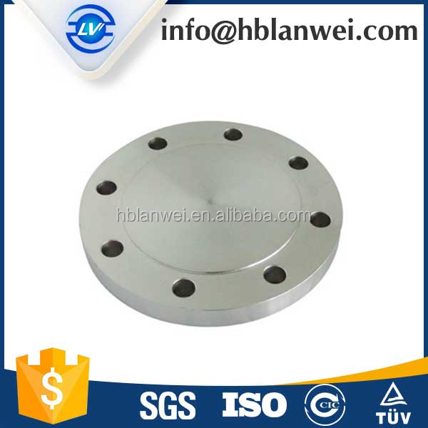 CLASS 300 ANSI B16.5 FORGED BLIND FLANGES ON HOT SELLING