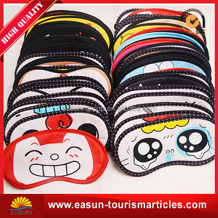 funny travel eye mask with cheap price