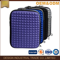 Colorful EVA neoprene laptop sleeve for promotion