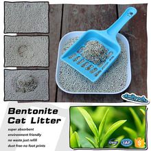 Highly active absorbent a variety of scents bentonite cat sand