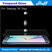 new product anti-scratch tempered glass screen protector/film/guard/ full cover for Samsung galaxy S6 edge