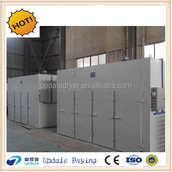 hot air circulating industrial oven for food