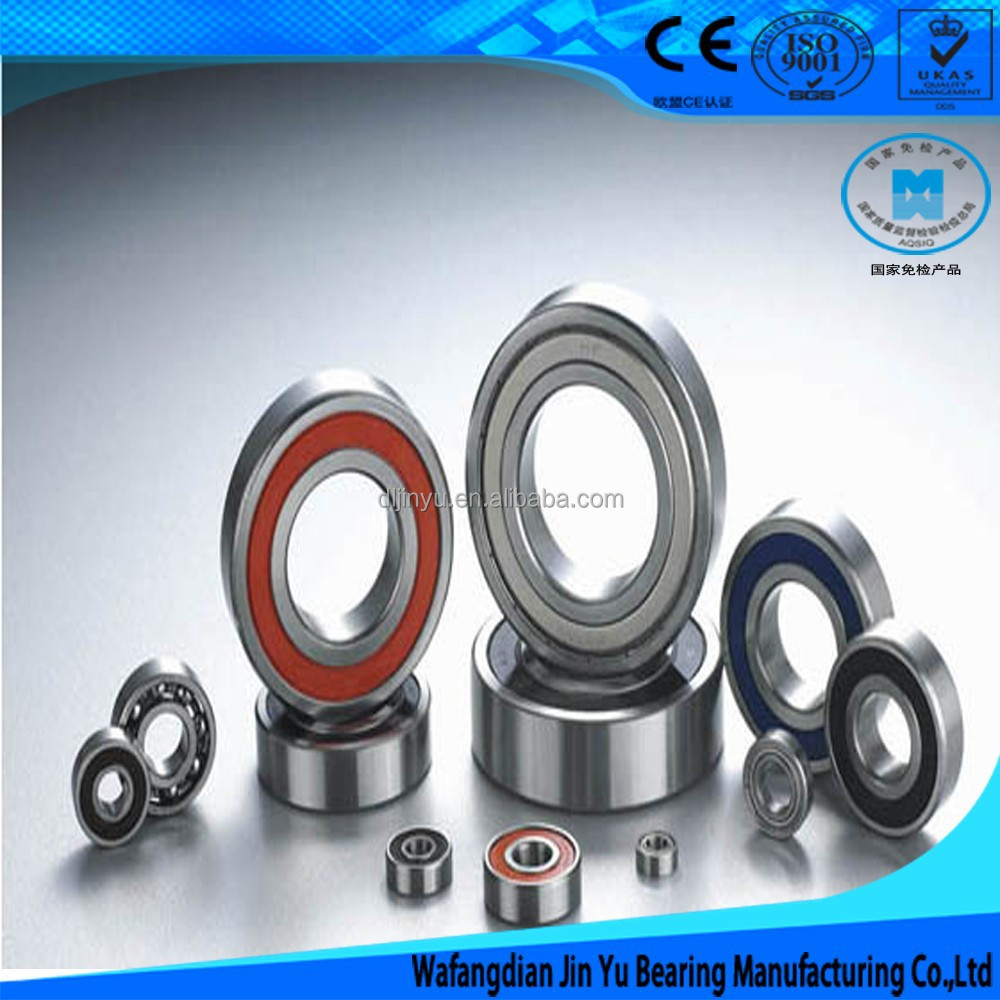 China factory deep groove ball bearing 6009 ZZ /2RS