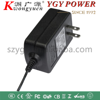 100V-240V max 12V 12W Wall-mount Switching Power Adapter has 1 year warranty