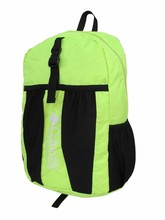 Lightweight conveniently fold up travel backpack