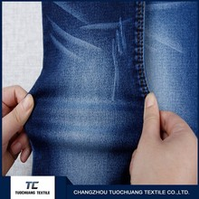 new product TC Large rolls of colombia denim jeans fabric factory for fashion shirt online