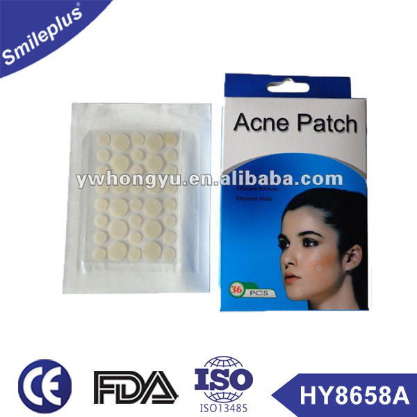 skin beauty hydrocolloid acne treatment skin care wound dressing