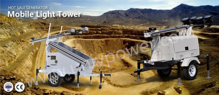 ILUMINAÇÃO SOLAR ENERGIA TOWER-----GREEN