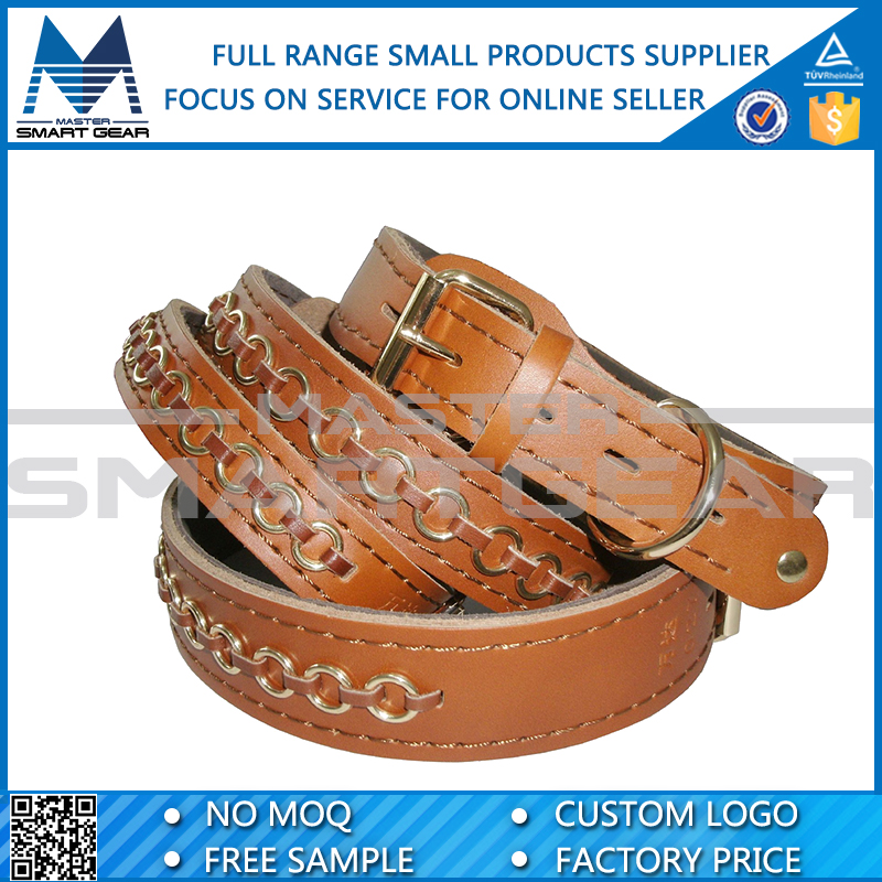 Wholesale Leather Pet Dog Traning Collar