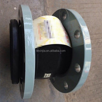 single sphere hydraulic flexible rubber expansion joint