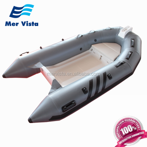 China Inflatable Yacht Rib270 2.7m Fishing Rib Boat For Sale