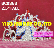 horse rhinestone crowns and tiaras