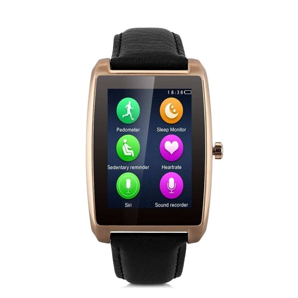 New Design Smart Watch Phone Watch with IPS Touch Screen