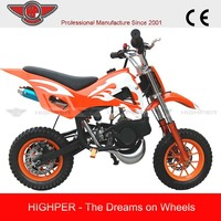 Air-cooled 2-stroke Dirt Bike for Kids Mini Motor(DB504)
