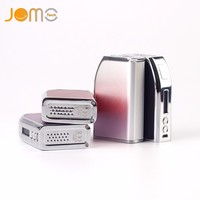 JOMO JTC 150W TC Box Mod 35A Battery Mod Mechanical Mod Built-in 18650 Battery hot sell