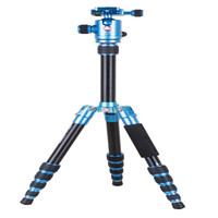 High Quality Blue light weight Spider Tripod for digital camera