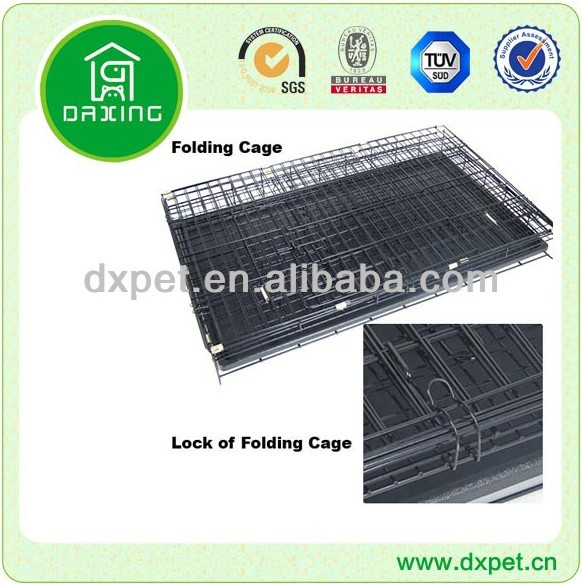 Wire Dog Cage House/Metal Wire Pet Cage(Factory) DXW002