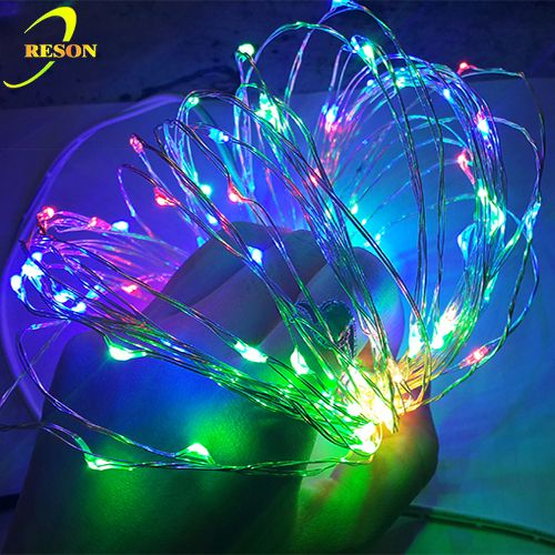 RS-8CC01 Copper wire lights creative gift ideas