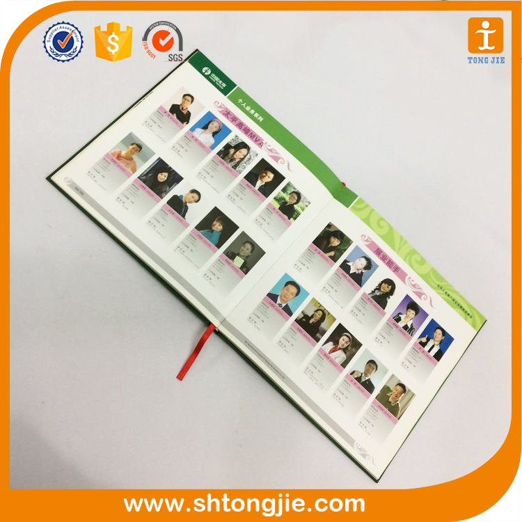 wholesale hardcover wedding picture stamp scrapbook printing painting photo album
