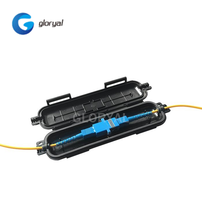 GL-7018 Wholesale price outdoor fiber optic drop cable splicing protective box
