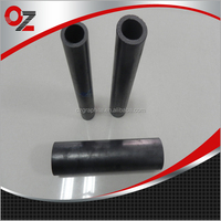 Synthetic graphite pipe for mini melting furnace