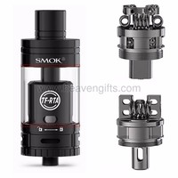 2016 hot selling SMOK TF RTA atomizer 4.5ml G2 G4 deck TF RTA and TF RBA tank atomizer wholesale