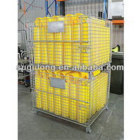 High quality metal container insulated