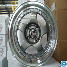 High quality alloy wheels 17*7.5 car alloy rims/wheel rims 17inch new design car rims