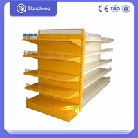 QH China Gondola Supplier Store Pharmacy Display Rack