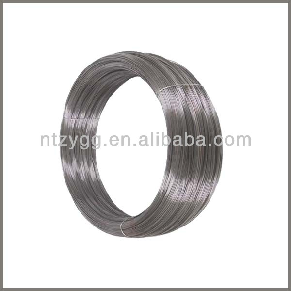 0.4-2.3mm spring steel wire for mattress retractable spring wire