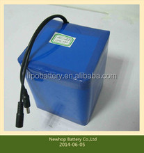 Factory supply high capacity 26650 rechargeable li-polymer phosphate battery 12.8V 12000mah