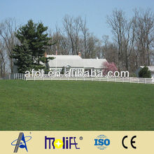 modern high quality plastic garden fence panels