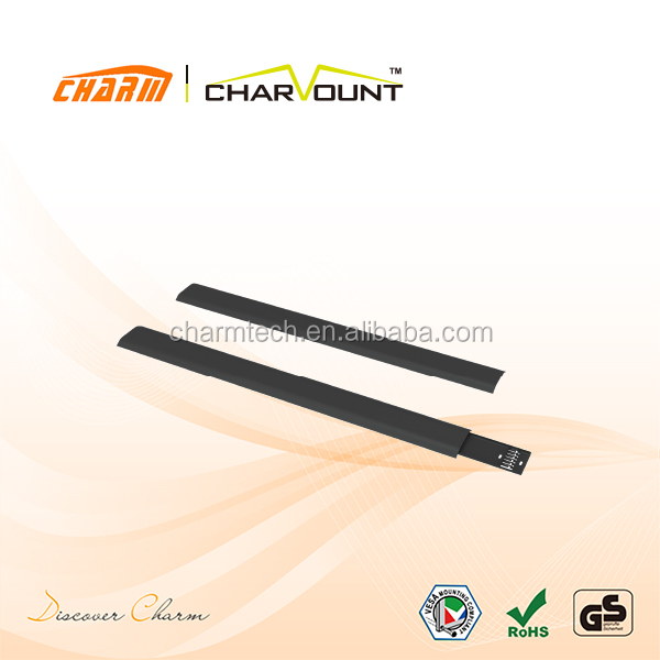 OEM black floor cable trunking cover