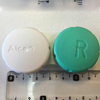 Factory directly sell wholesale contact lens cases