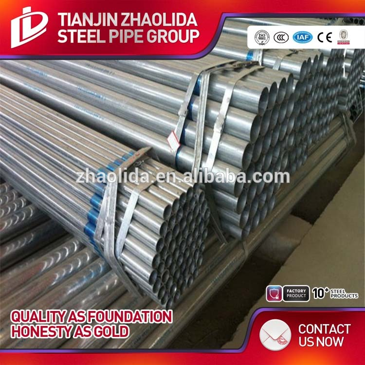 hollow section galvanized steel pipe galvanized steel brake bundy tube galvanized iron tube price