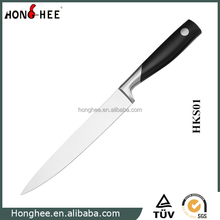 Top Grade Low Price Plastic Handle Steel Kitchen Carving Knife