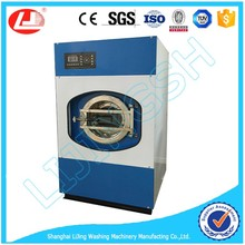 Electric fabric industrial washing machines and dryers for 100kg
