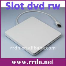 Stylish USB External SLOT DVD RW DVD Burner