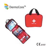 Wholesale Customized Premium Medical Bag Car Travel Home First Aid Kit
