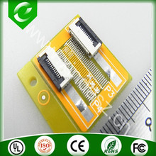 Stock board 0.5mm 12pin FFC FPC extend adaptor converter board with 24mm length 20mm width